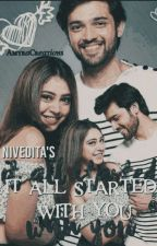 MaNan : It all started with You (FS) (✔) by ScorpionGirl3100