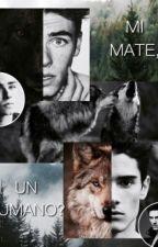 Mi Mate, Un Humano? by Ilovewolfss
