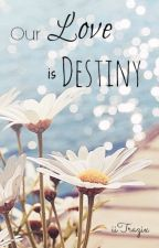 Our Love Is Destiny [[ UF!Sans X Reader ]] - DISCONTINUED by _wakemeupinside_