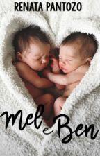 MEL E BEN by RenataloveGrey