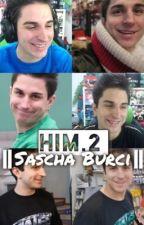 Him. 2 ||Sascha Burci||  by _spicci