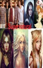 Supernaturals (A One Direction Fanfiction) by TheaSolero