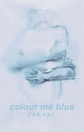colour me blue // d.h. + p.l.