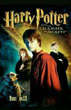 Harry Potter by Buse_ok13