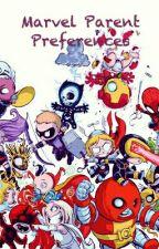 Avengers Parent Preferences by SuperJirachi