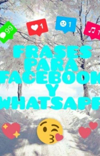 Frases Para Fb Y Whatsap Linamendoza985 Wattpad