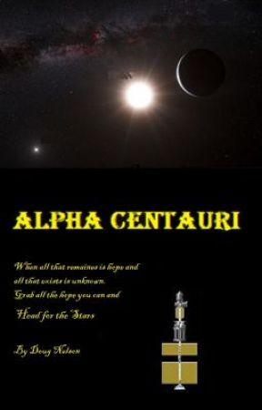 Alpha Centauri, Land before time by DougNelson