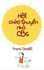 Hội Chèo Thuyền Nhà CBs  by DanBii_CBs