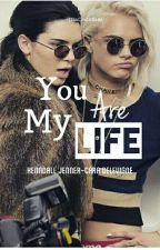 You are my life © (Cake) by -OtraChicaRara-