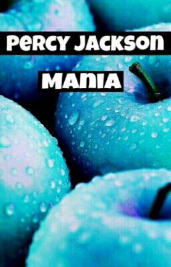 Percy Jackson Mania