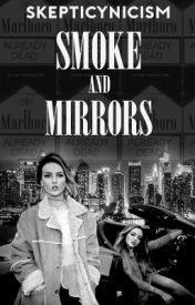 Smoke and Mirrors || jerrie au by payneful_chonce