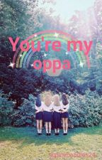 You're my oppa [Seventeen Fanfiction] by pinkcandies24