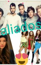 Aliados/ Little Direction by SofiaMolina057