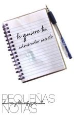 Pequeñas notas (Rubelangel)/terminada by GunsForDoblas