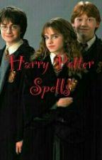 Harry Potter Spells by rosedewwiitt