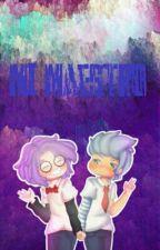 Mi Maestro (BonniexBon) by -GetDunkedOn-