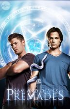 Sam and Dean's Premades by TheDreadPsychoDoctor