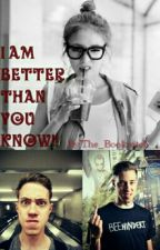 I'm Better Than You Know!!! by The_Bookwitch