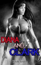 Diana and Clark by TorcheTesnom