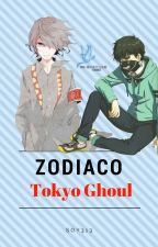 Zodiaco Tokyo Ghoul by Soy313