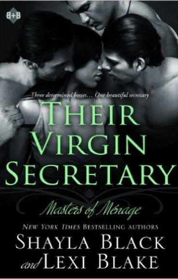 Their Virgin Secretary (6) Español