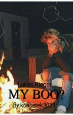 My Boo? | LUKAS RIEGER by koliberek3011