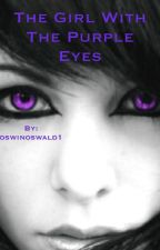 The girl with the purple eyes by oswinoswald1