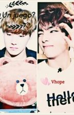 ¿Es un juego? (Vhope) [One-shot] by Theyl_