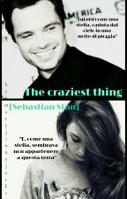 The Craziest Thing [Sebastian Stan] by maryjinnyjackson