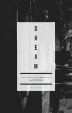 『 DREAM 』 VINCENT X SCOTT 【FNaF】 by tenshiXP