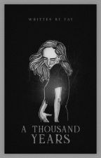 A Thousand Years 。 Charles Xavier by tinkertaydust