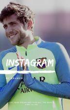 instagram » sergi roberto by KR4MER