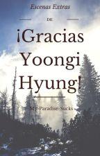 Escenas Extras De ¡Gracias Yoongi Hyung!  by My-Paradise-Sucks