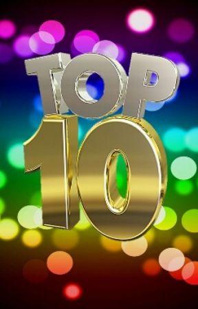 Top Ten by EntertainmentCentral
