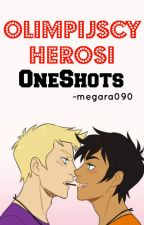 Olimpijscy Herosi: OneShots by megara090