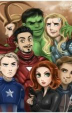 Avengers One Shots by septic-tears
