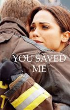 You Saved Me by tbhkristenn