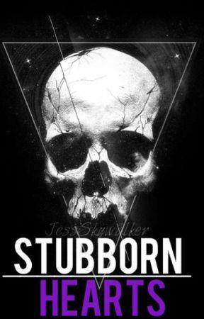 Stubborn Hearts(girlxgirl) by JessSkywalker