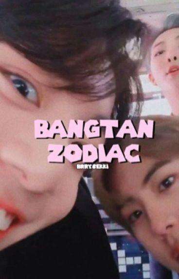 ➸ zodiac bts