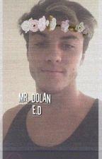 Mr.Dolan // E-D by grantbaileydolan