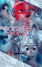 No me importan ellos... Me importas tu. Parte N.-1 (Serie de Fanfics) by AlternativeJD
