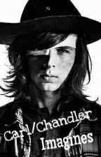 Carl Grimes/Chandler Riggs Imagines(Request NEEDED) by styles__2017