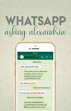 WhatsApp AA #Wattys2017 by mxdstoff