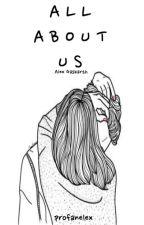All About Us // Alex Gaskarth by Profanelex