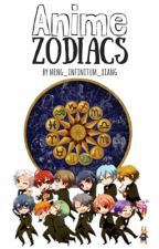 Anime Zodiacs by jai-dai