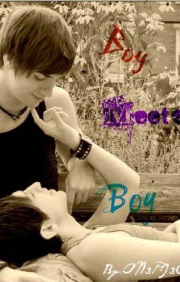 Boy meets Boy (boyxboy)