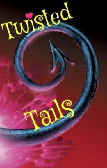 Twisted Tails (A Nightcrawler Fan-fiction)