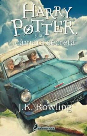 Harry Potter y la camara de los secretos