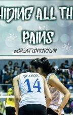 HIDING ALL THE PAIN (JhoBea ft. BeaDdie) by yourAteGirl