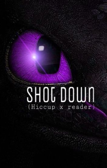 Shot Down (hiccup x reader HTTYD)✔️
